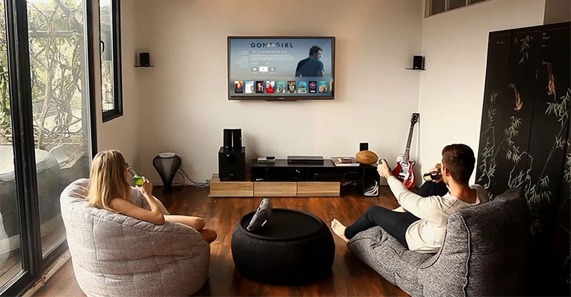 Altavoces Bluetooth para TV
